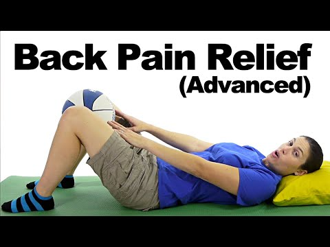 10 Best Back Pain Relief Exercises (Advanced) – Ask Doctor Jo