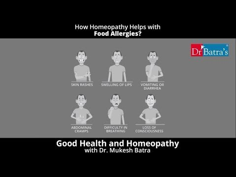 Food Allergies | How Homeopathy Can Help