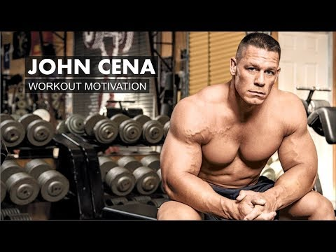 John Cena Workout Motivational Video