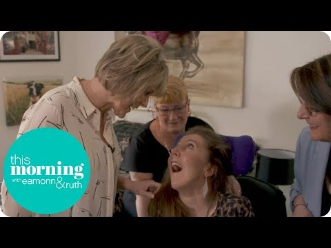 Allergies Are Serious: Amy May Comes Home After Five Years in Care | This Morning