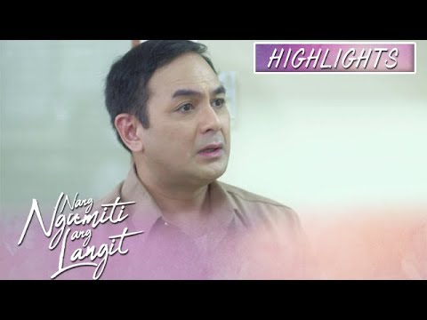 Benjie finds out about Ruth's pregnancy | Nang Ngumiti Ang Langit