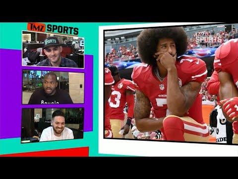 Colin Kaepernick Posts Intense Workout Vid, 'Still Ready' For NFL! | TMZ Sports
