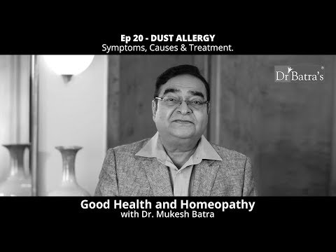 Dust Allergy | Symptoms, Causes & Treatment