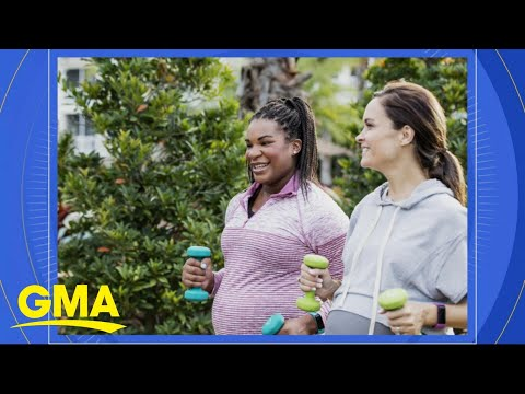 Exercise during pregnancy helps babies: Study l GMA