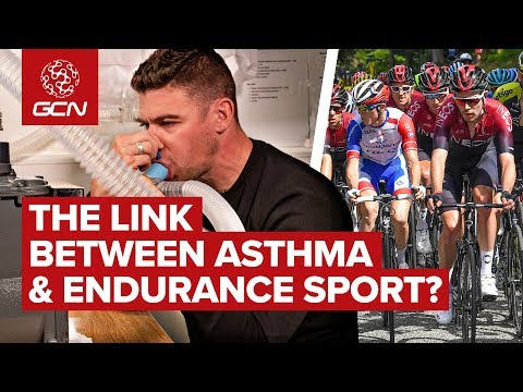 Why Do So Many Pro Cyclists Have Asthma?