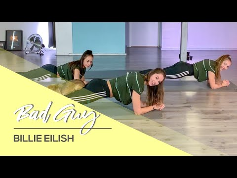 Billie Eilish – Bad Guy – Total Body Workout Video – Arms – Core – Legs – Abs – Belly