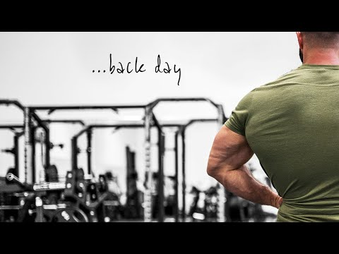 Better Than The Best Back Workout Video Ever… Pt.1
