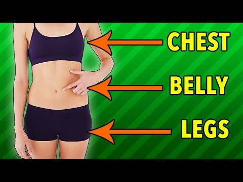 2-Week Belly + Legs + Chest Workout: Burn Fat, Tone Muscles