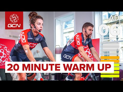 Indoor Cycling Workout   Sufferfest 20 Minute Session: Fitness Training