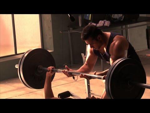 Must Watch: Salman Khan's WORKOUT video