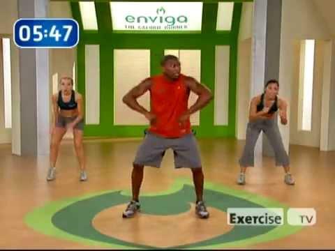Bootcamp Calorie Burn – Workout Video – ExerciseTV
