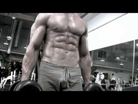 Greg Plitt Best of The Best Workout Video Preview – GregPlitt.com