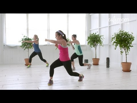 30-Minute Cardio – The CafeMom Studios Workout