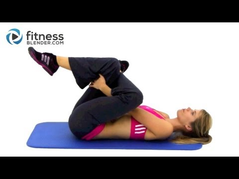 Lower Back Stretches for Sciatica Pain – Sciatica Exercises for Back Pain by FitnessBlender.com