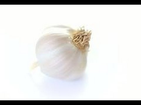 Get rid of yeast infection quickly with garlic
