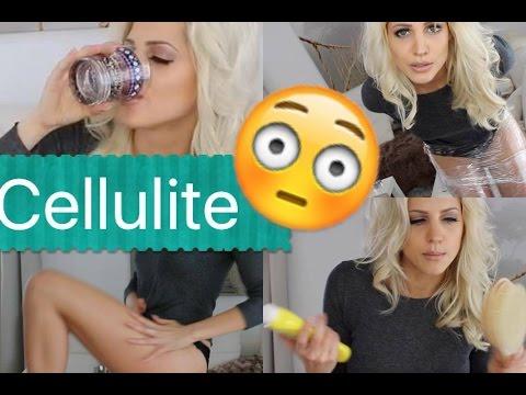 Cellulite – Tipps und Tricks von Sarah Nowak ♡