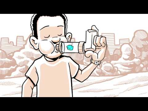 What are the symptoms of asthma? – for Kids with Asthma