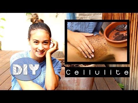Cellulite bekämpfen – Behandlung – DIY – Was tun gegen Orangenhaut – Hausmittel – Koffein Creme