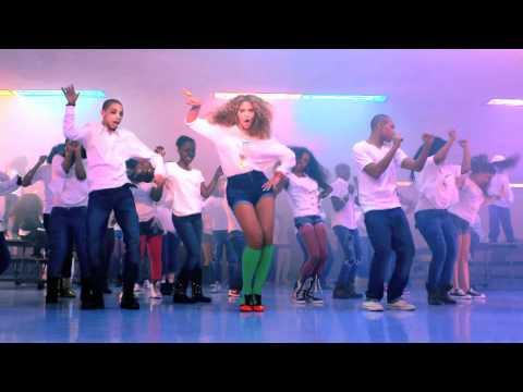 Beyoncé – Move Your Body (Official Music Video) – Let's Move! Flash Workout Campaign