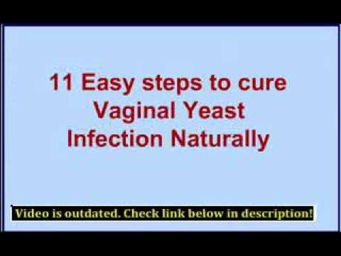 [INCREDIBLE!] How To Cure Vaginal Yeast Infection Naturally