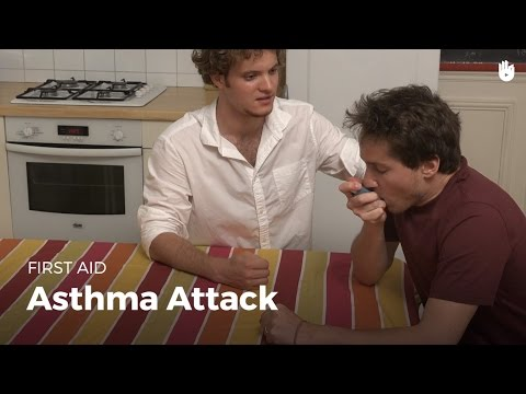 First Aid: Asthma Attack (Red Cross/Red Crescent)