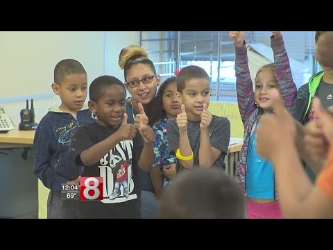 New Haven summer camp helps kids with asthma