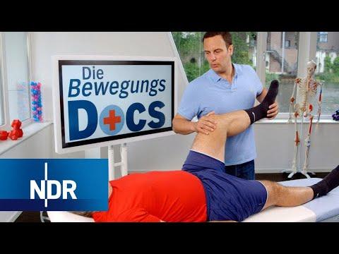 Die Bewegungs-Docs | Bluthochdruck, Asthma, Knie-Arthrose | Die Bewegungs-Docs | NDR