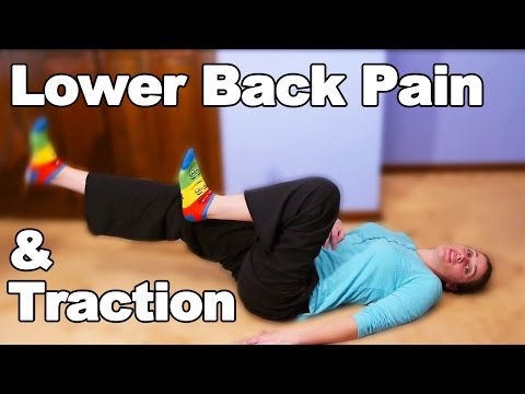Lower Back Pain Exercises & Traction – Ask Doctor Jo
