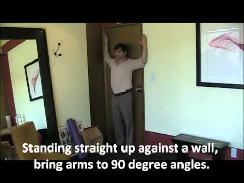 West Hollywood Chiropractic: Exercises For Neck And Upper Back Pain Relief