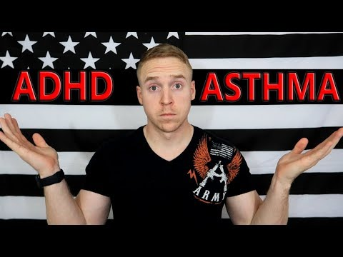 Can You Join The Army With ADHD or ASTHMA?