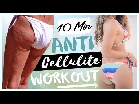 CELLULITE bekämpfen – DIESES PO Workout hilft