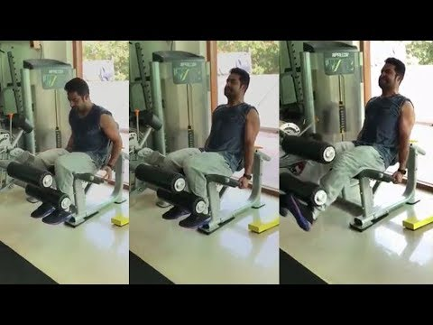 Jr Ntr Accepted Mohanlal Fitness Challenge | Jr ntr Gym Workout Video