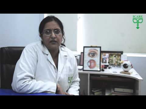 Allergic Conjunctivitis explained by Dr. Sunita Lulla Gur, ICARE Eye Hospital, Noida
