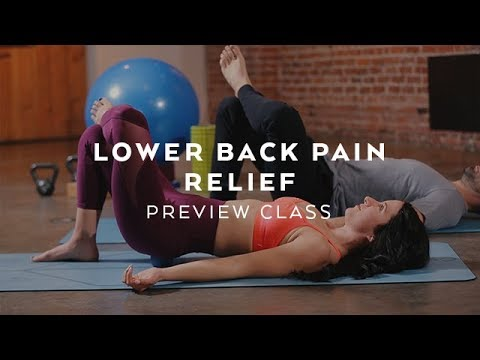Physical Therapy Exercises for Lower Back Pain Relief