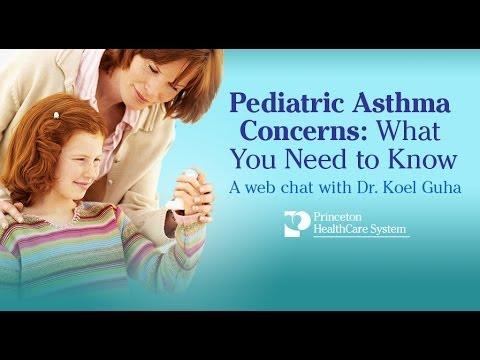 Pediatric Asthma Concerns