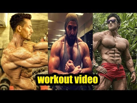 Top 5 Bollywood Actor Workout Video Leaked