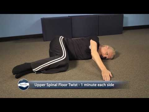 Egoscue – Exercises for Mid-Back Pain