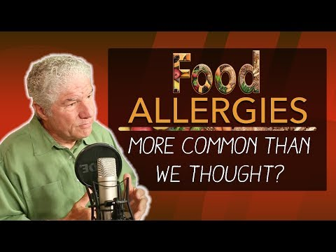 Food Allergies More Common Than We Thought? – LIVE Q&A With Doug Kaufmann