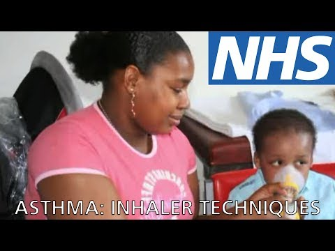 Asthma: Inhaler techniques