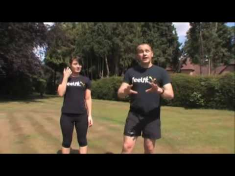 Power Walking – A Real Workout Video
