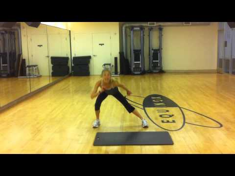 Quick Workout Video: Total Body Conditioning.