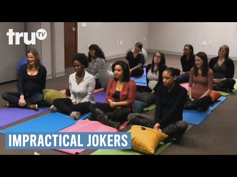 Impractical Jokers – Q Experiences The Joys Of Pregnancy (Punishment)   truTV