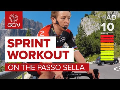 HIIT Indoor Cycling Workout | 25 Minute Sprint Intervals