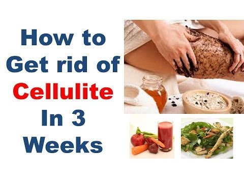 How To Get Rid Of Cellulite Fast On Thighs Naturally, How To Remove Your Cellulite Quickly At Home