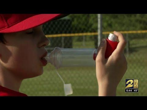 Asthma or acid reflux?