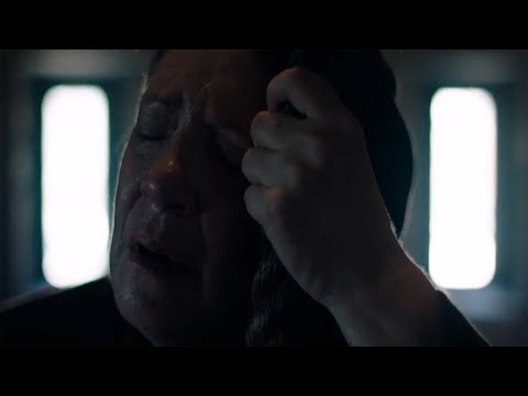 The Handmaid's Tale || Aunt Lydia finds out about June's pregnancy || Season 2 Episode 1