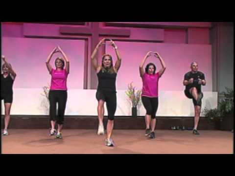 Faithful Workouts Fitness Video: Give me 10 minutes!
