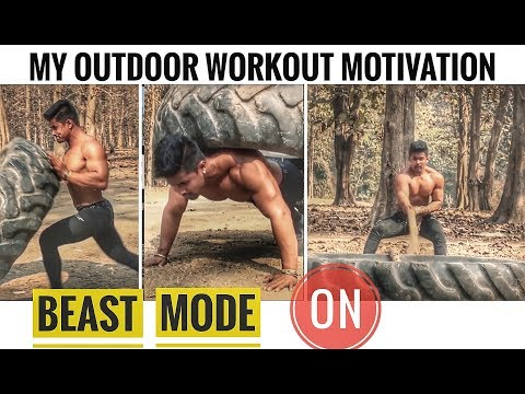 #Motivation #gymworkout #fitness Outdoor motivation workout video (at the end of pain)