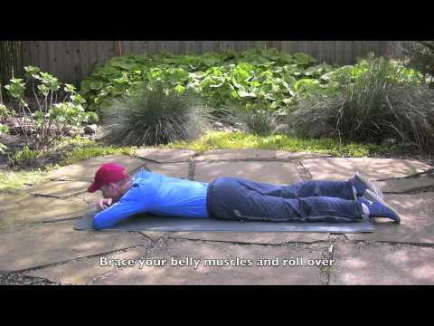 McKenzie Exercises for Sciatica and Low Back Pain