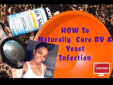 How To Naturally Cure BV/Yeast Infections ( Embarrassing Sex Story)
